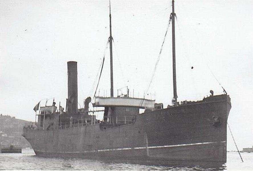 Borgny Wreck
